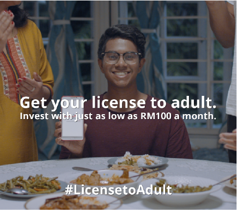 Get your license to adult