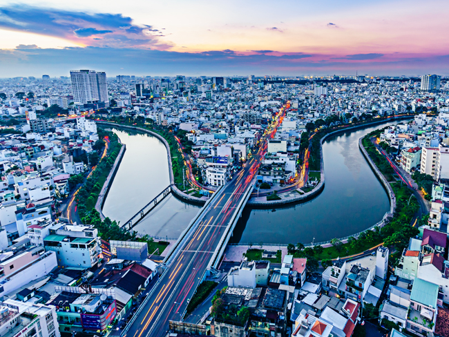 Vietnam One of Asias best proxies to Emerging Market growth